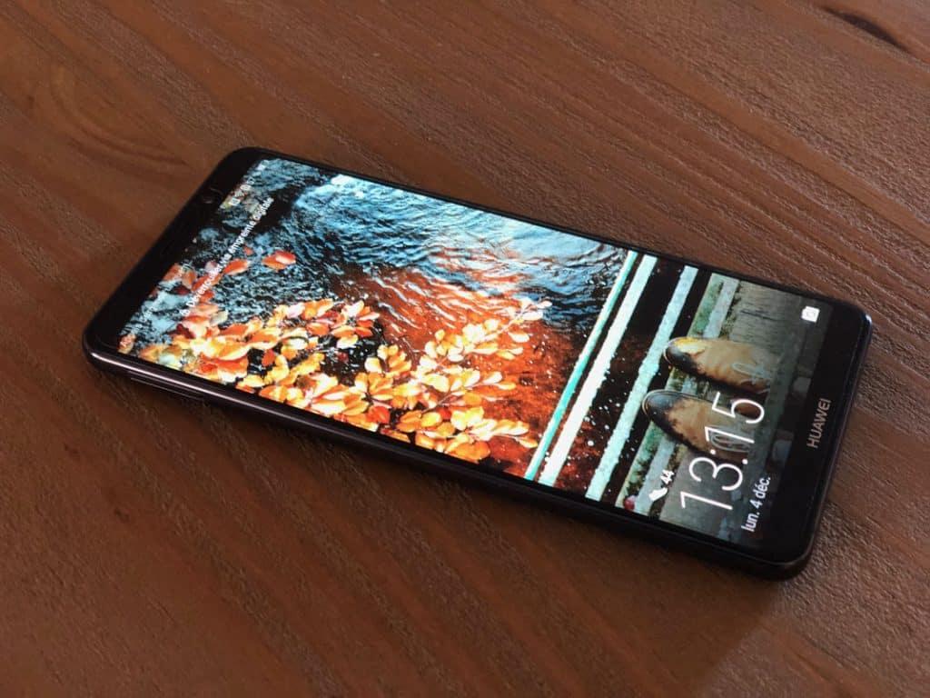 Prévisions Huawei